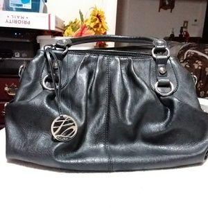 Women's black purse